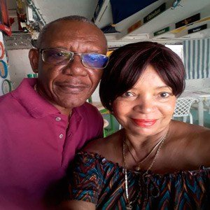 Patricia and Earl of Cape Cay