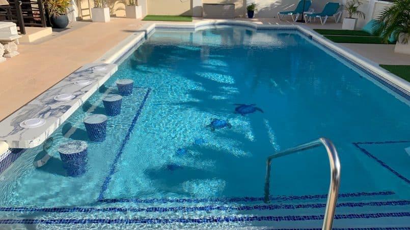 Pool at HG Villa Barbados