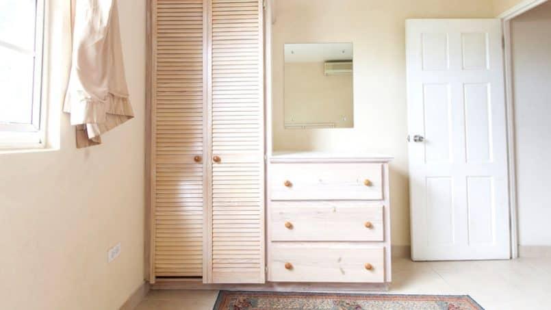 Storage master bedroom apt 4 Balcony Rock Barbados