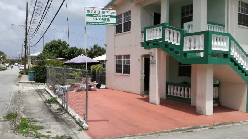 MB Apartments Worthing Barbados