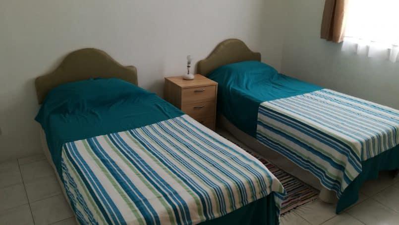 Second bedroom MB Apartments
